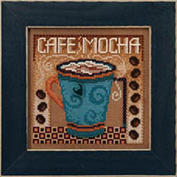 2020 Autumn Button & Beads - Cafe Mocha Kit