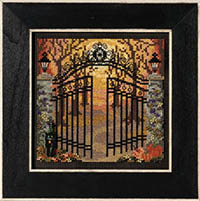 2021 Autumn Button & Bead - Spooky Gate