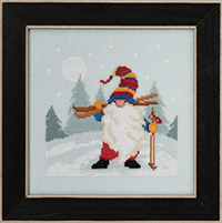 Gnome Quartet - Skiing Gnome Kit