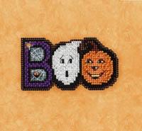 Autumn Harvest - Boo