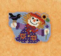 Autumn Harvest - Sally Scarecrow