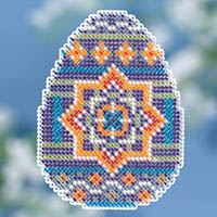2018 Spring Bouquet - Medallion Egg