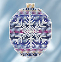 Beaded Holiday - Royal Snowflake