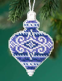 2019 Beaded Holiday - Sapphire Opal Kit