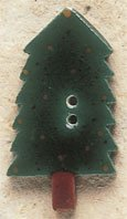 43004 Quilt Pine Tree Debbie Mumm Button