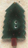 43004 Quilt Pine Tree Debbie Mumm Button