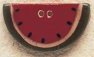 43012 Watermelon Slice Debbie Mumm Button