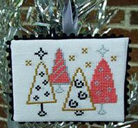Mid-Century Modern Christmas #12 - Tree Lot