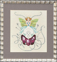 Stitching Fairies - Pincushion Fairy