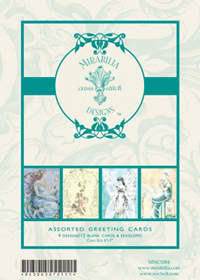 Fairies and Ladies Greeting Cards