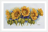 Bright Sunflowers Kit