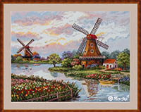 Dutch Windmills Kits