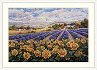 Fields of Lavender and Sun Kit