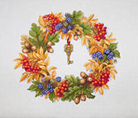 Autumn Wreath Kit