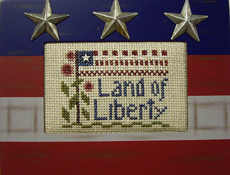 SHOP MODEL -LAND OF LIBERTY KIT