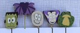 Just Pins - Monster Mash  Stick Pins