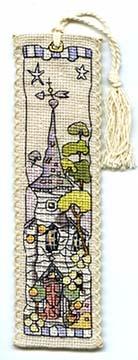 White Church Bookmark