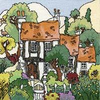 Cottage Gardens I