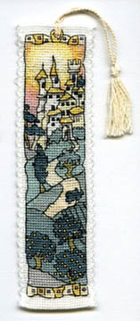 Hill Town Bookmark Kit