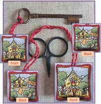Chapel Scissor/Key Keep Kit