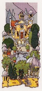 Tuscan Gardens III Kit