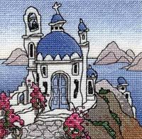 Greek Island I Kit