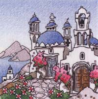 Mini Greek Island II Kit