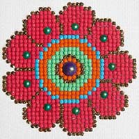 Flower Power -  Diamond Dotz Kit