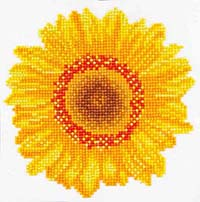 Happy Day Sunflower -  Diamond Dotz Kit