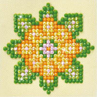 Flower Mandala 1 Kit