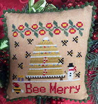 Bee Series: Bee Merry