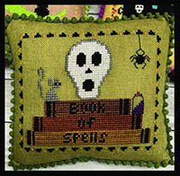 Halloween Mini September - Book of Spells
