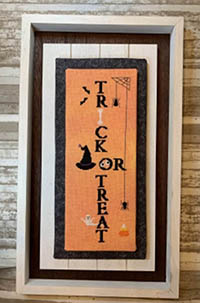 Wall Decor - Trick or Treat