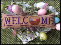 Wee Welcomes - April Easter Basket & AUTOMATIC