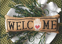 Wee Welcome - September Heart in Hand