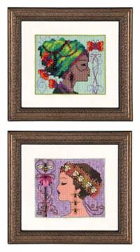 Bella Portraits - Bella Butterfly & Bella Bee