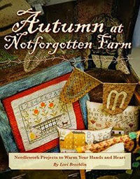 Autumn At Forgotten Farm Book