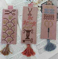 Bookmark Sampler