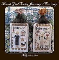 Amish Girl- January/February