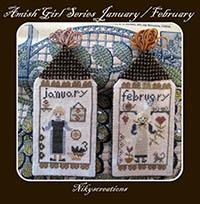Amish Girl- January/February