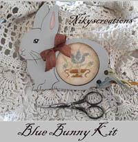 Blue Bunny Kit