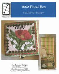 1860 Floral Box