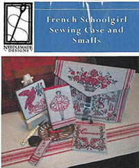 French Schoolgirl Sewing Case and Smalls