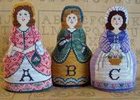 Alphabet Dolls