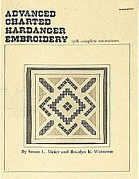 Advanced Hardanger Embroidery