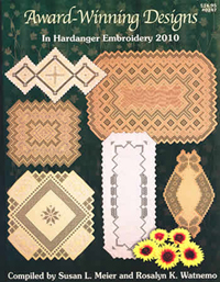 Award-Winning Designs in Hardanger Embroidery 2010