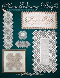 Award-Winning Designs in Hardanger 2017