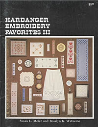 Hardanger Embroidery Favorites III