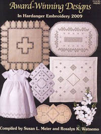 Awarding Winning Designs in Hardanger 2009