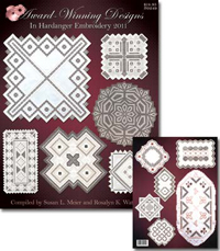 Award-Winning Designs in Hardanger Embroidery 2011